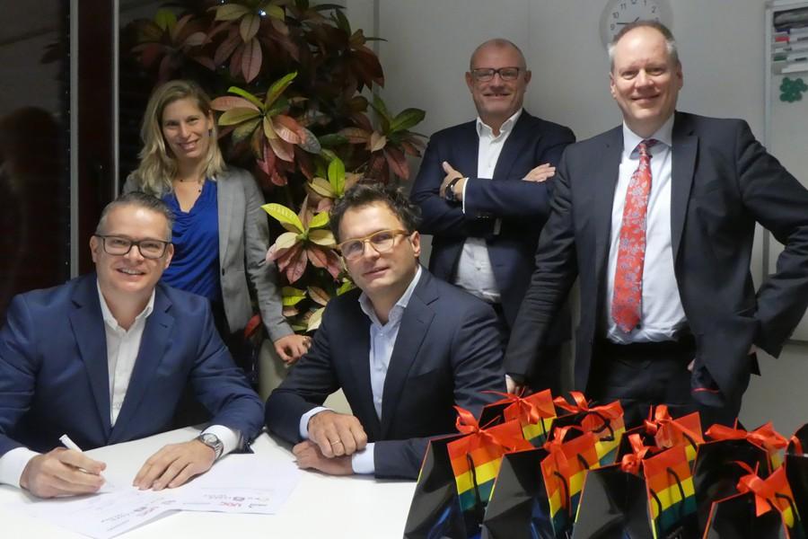Bo-Ex en Vastgoed Service sluiten zich aan bij inkoopsamenwerking Mitros en VOC met Mastermate
