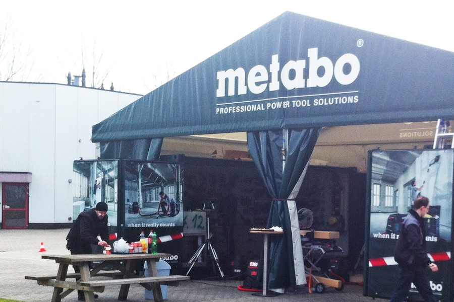 Evenement - Metabo Roadshow 2019