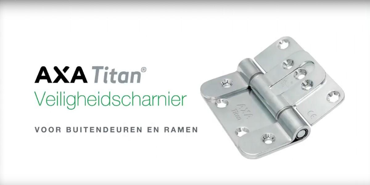 AXA Titan instructievideo montage