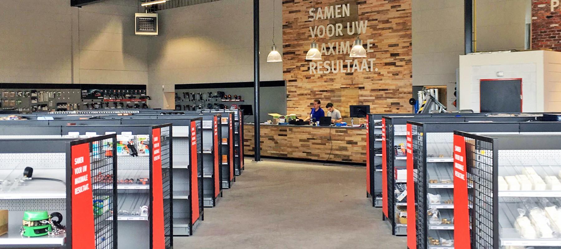 Mastermate opent nieuwe vestiging in Bergen op Zoom