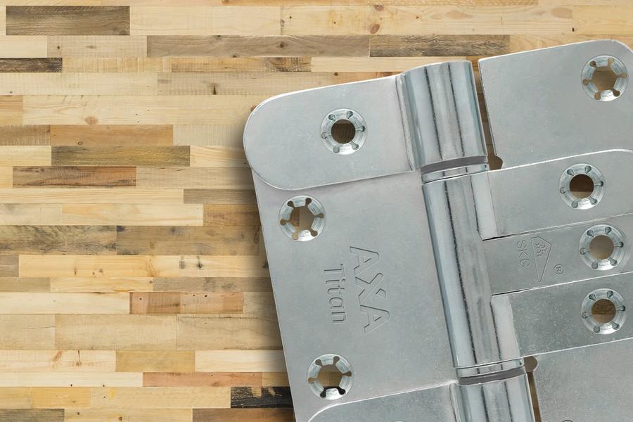 5 vragen over het veiligheidsscharnier AXA Titan