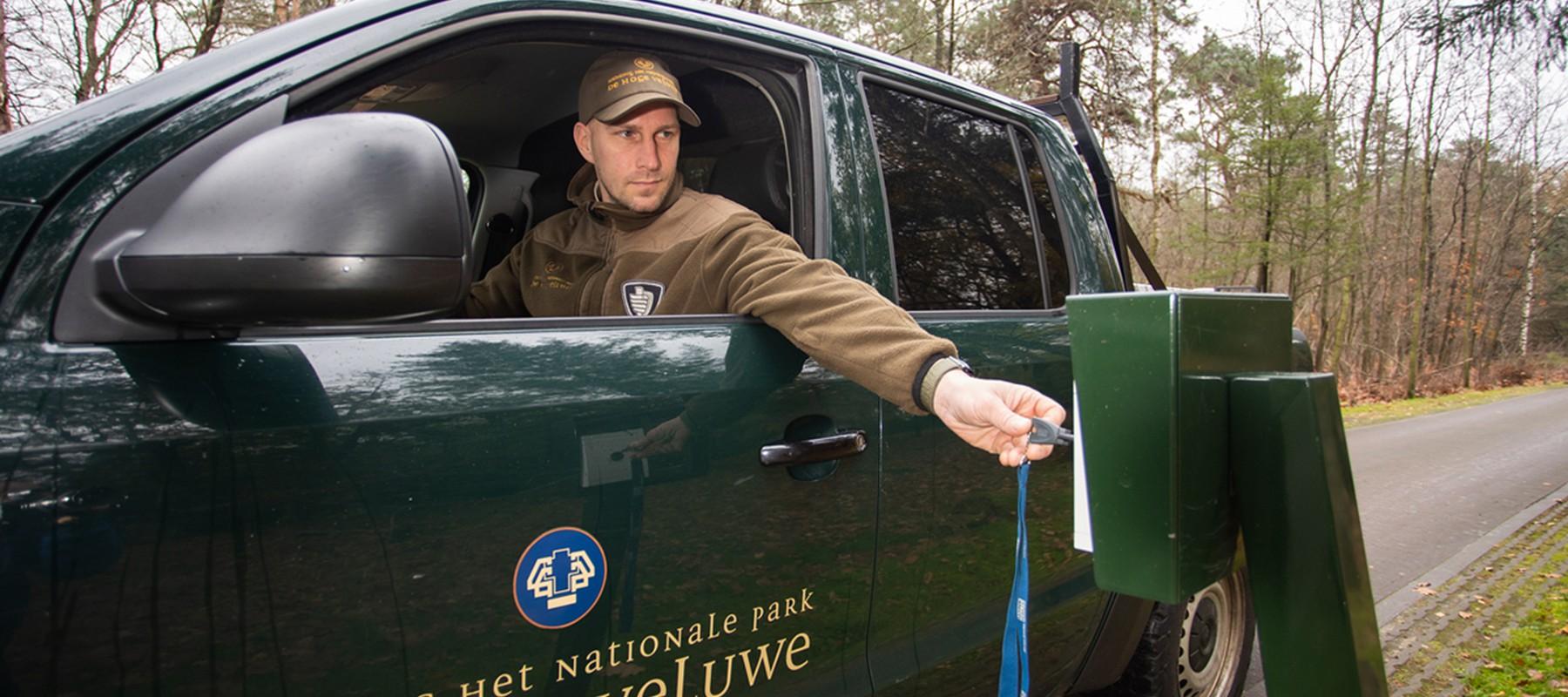 Toekomstbestendig toegangsbeheer in Het Nationale Park De Hoge Veluwe