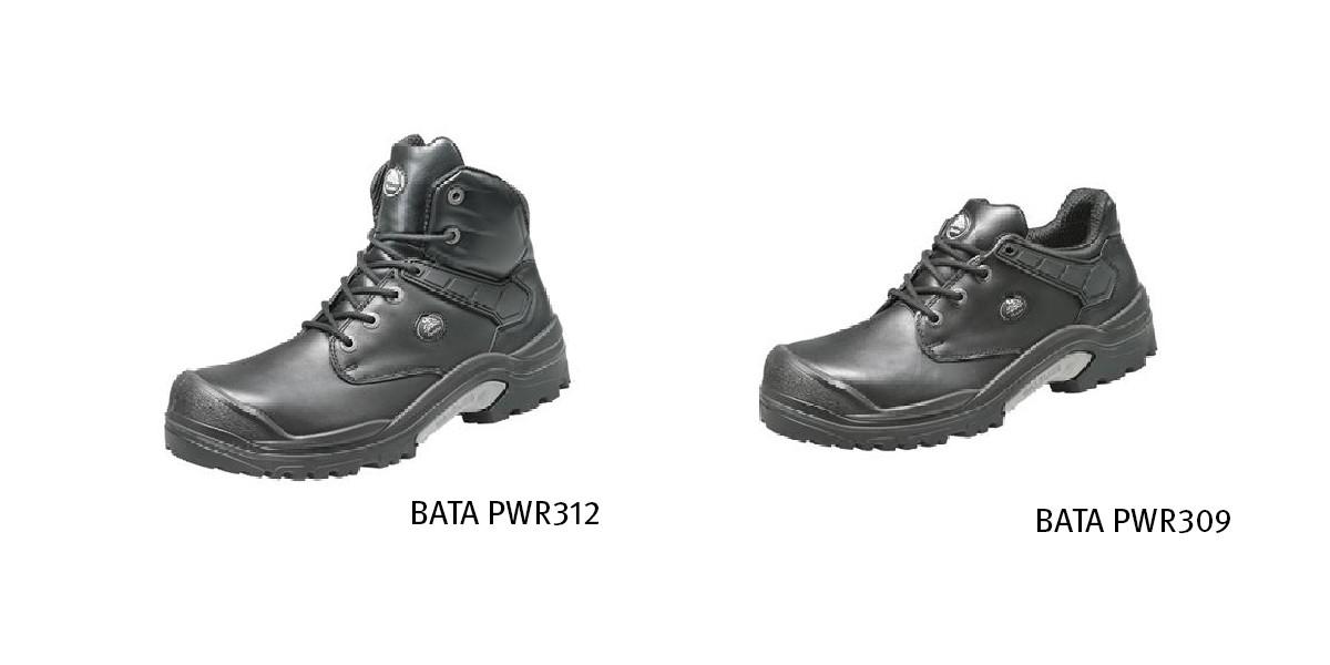 Bata: werkschoenen voor de ruwbouw