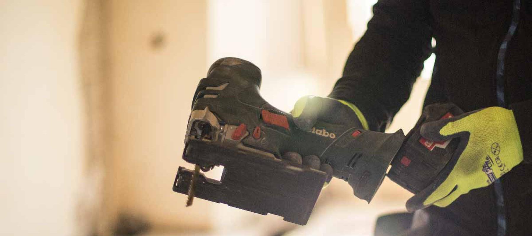 PowerMix biedt de zekerheid van goed elektrisch gereedschap
