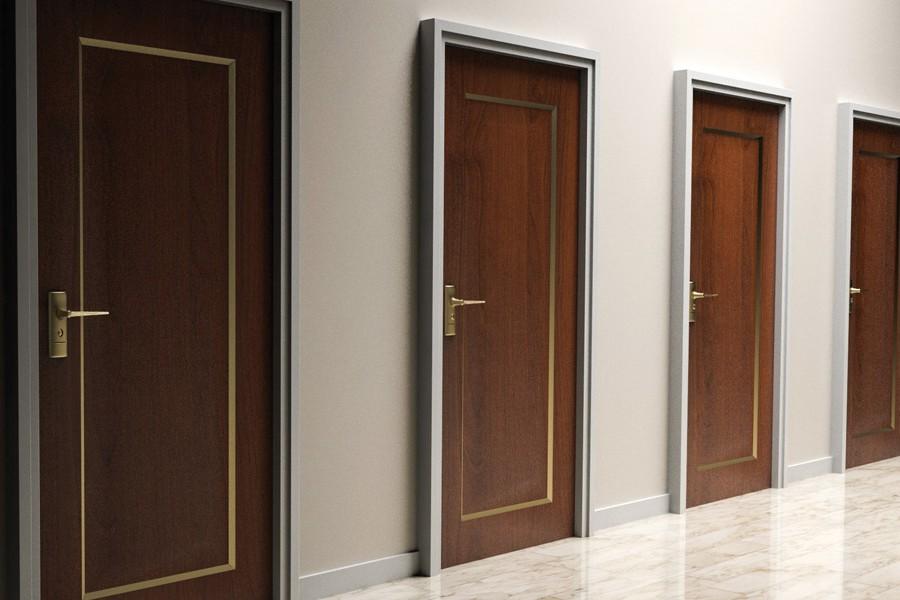 De binnendeur en het kozijn: zo past de combinatie