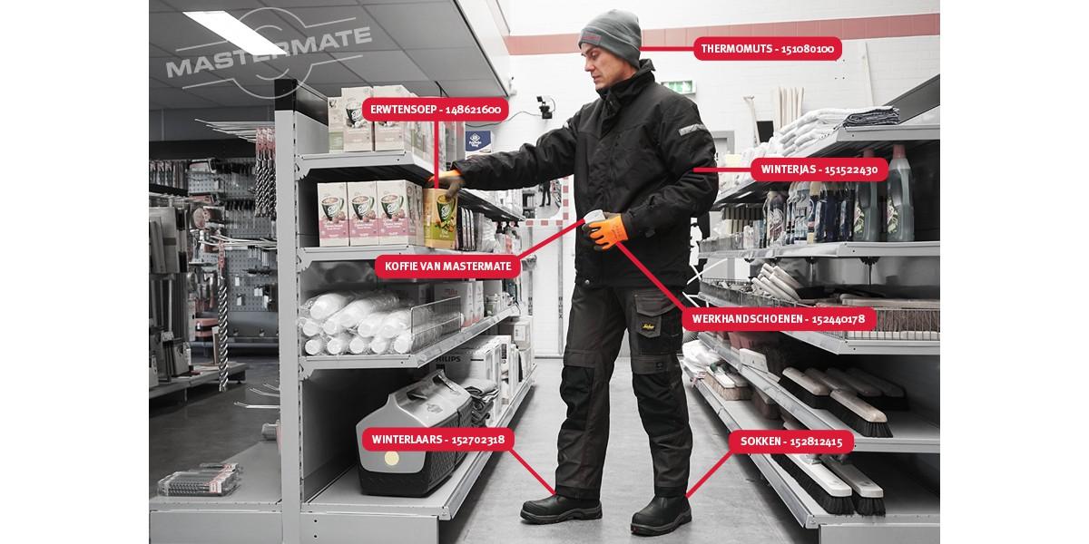Werkkleding voor koude temperaturen