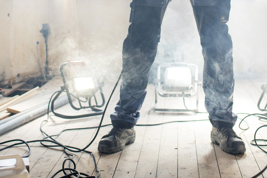 LED-bouwlamp kopen: hier moet je op letten